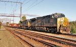 CSX 3439 on Q158